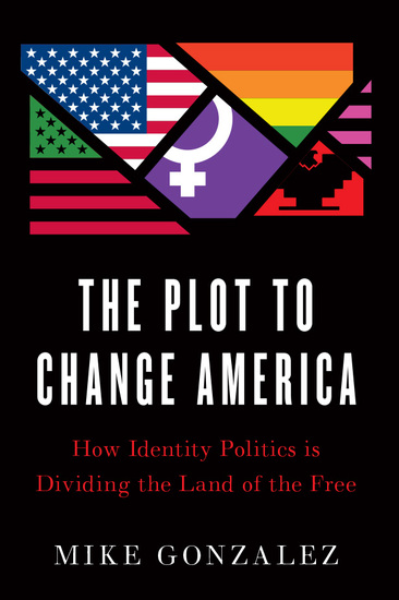 The Plot to Change America - How Identity Politics is Dividing the Land of the Free - cover