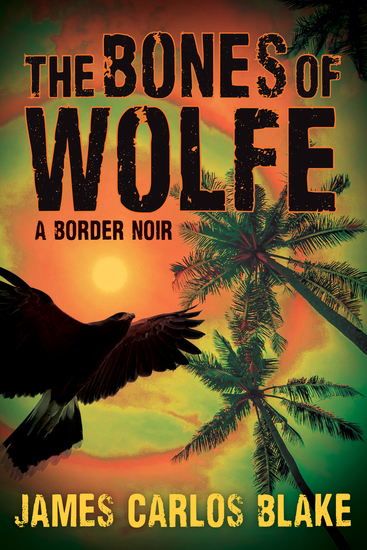 The Bones of Wolfe - A Border Noir - cover