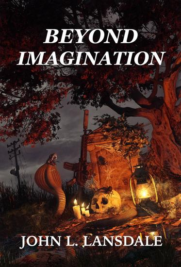 Beyond Imagination - cover