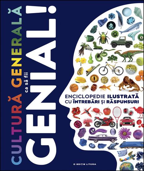 Cultura generală ca să fii GENIAL! - cover