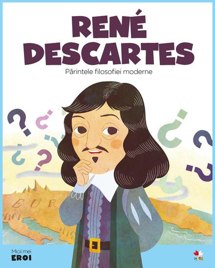 Micii eroi - René Descartes - cover