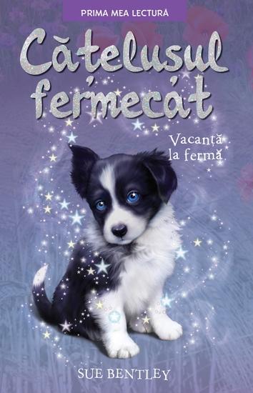 Catelusul Fermecat - Vacanta La Ferma - cover