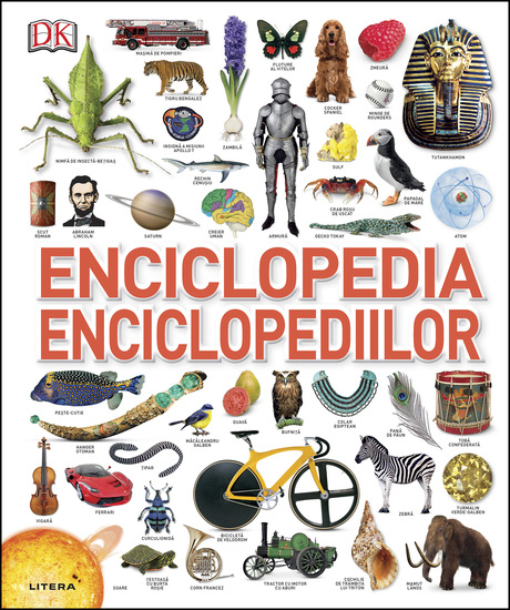 Enciclopedia enciclopediilor - cover
