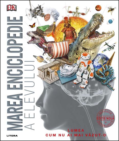 Marea enciclopedie a elevului - cover