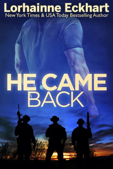 He Came Back - cover