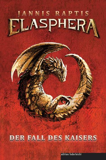 ELASPHERA - Der Fall des Kaisers - cover