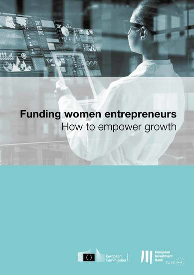 Funding women entrepreneurs - How to empower growth - cover
