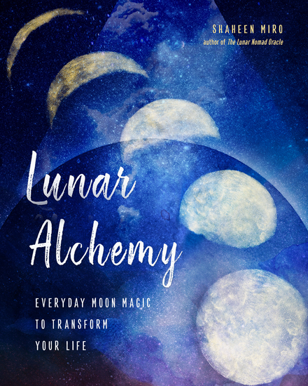 Lunar Alchemy - Everyday Moon Magic to Transform Your Life - cover