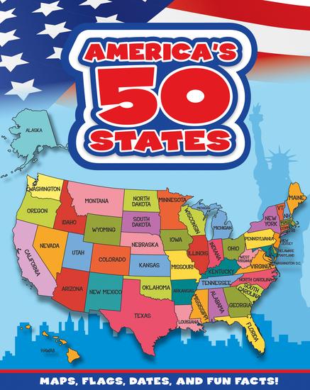 America's 50 States - cover