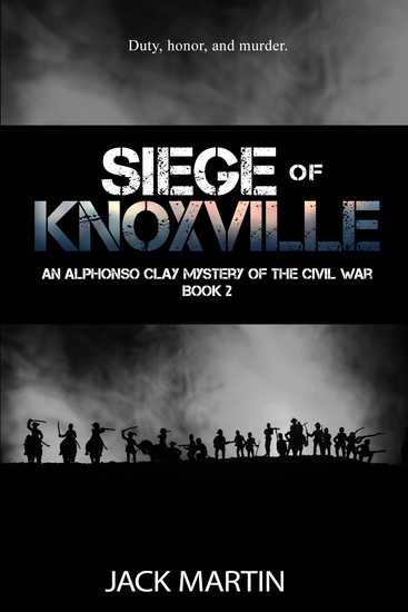 Siege of Knoxville - cover