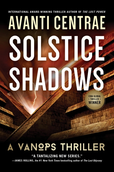 Solstice Shadows - A VanOps Thriller - cover