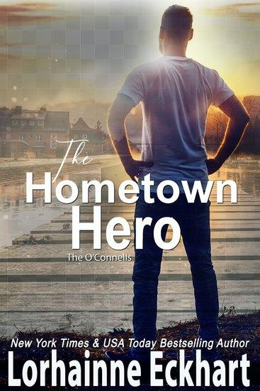 The Hometown Hero - cover