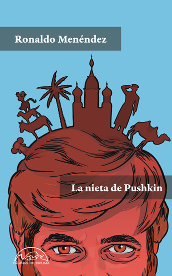 La nieta de Pushkin - cover