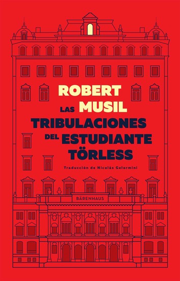 Las tribulaciones del estudiante Törless - cover