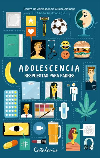 Adolescencia - Respuestas para padres - cover