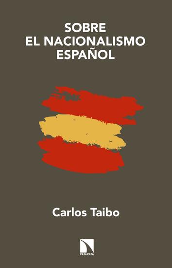 Sobre el nacionalismo español - cover