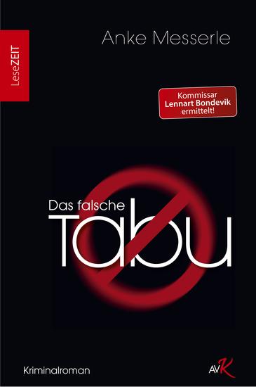Das falsche Tabu - Kriminalroman - cover
