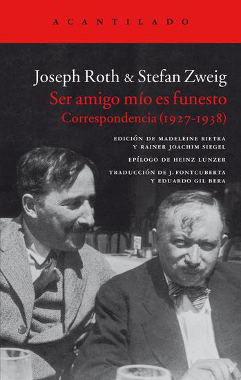 Ser amigo mío es funesto - Correspondencia (1927-1938) - cover