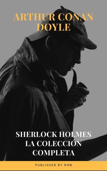 Sherlock Holmes: La colección completa - cover