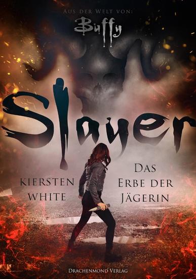 Slayer - Das Erbe der Jägerin - cover