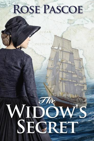 The Widow's Secret - French Legacy #2 - cover