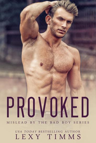 Provoked - Mislead by the Bad Boy Series #2 - cover