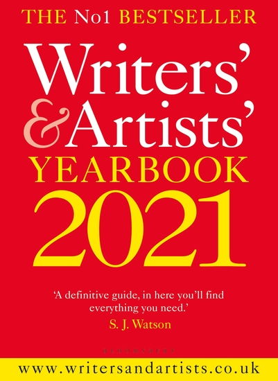 Writers' & Artists' Yearbook 2021 - cover