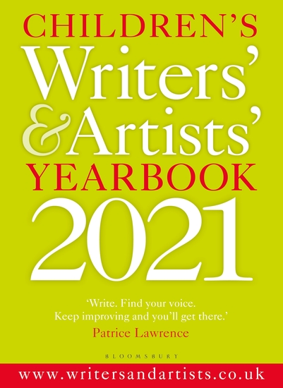 Children's Writers' & Artists' Yearbook 2021 - cover