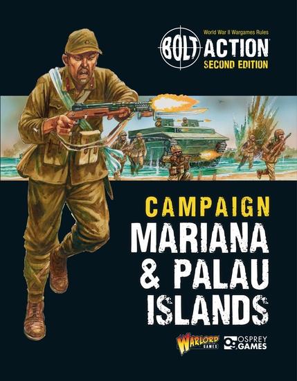 Bolt Action: Campaign: Mariana & Palau Islands - cover