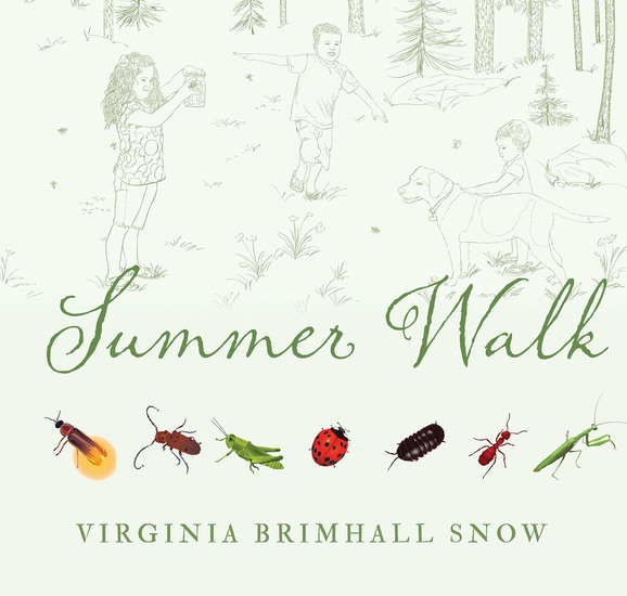 Summer Walk - cover