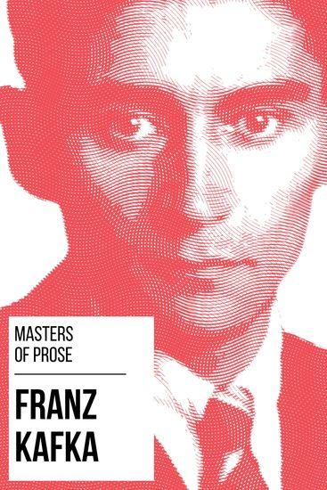 Masters of Prose - Franz Kafka - cover