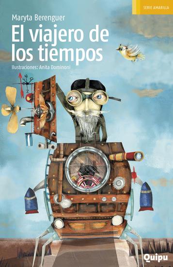 El viajero de los tiempos - cover