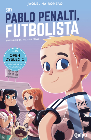 Soy Pablo Penalti futbolista - cover