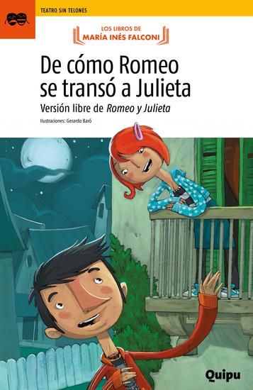 De cómo Romeo se transó a Julieta - cover