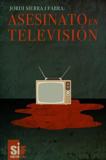 Asesinato en televisión - cover