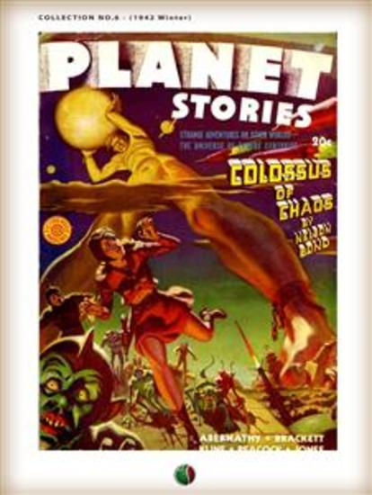 PLANET STORIES [ Collection no6 ] - cover
