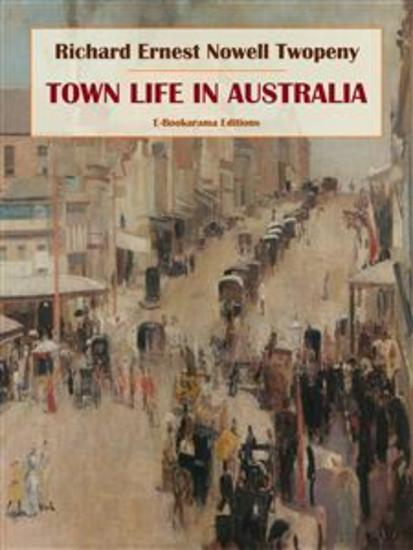 Town Life in Australia - cover