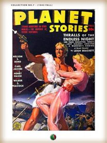 PLANET STORIES [ Collection no7 ] - cover