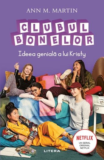 Clubul bonelor - Ideea geniala a lui Kristy - cover