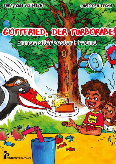 Gottfried der Turborabe - Ennos allerbester Freund - cover