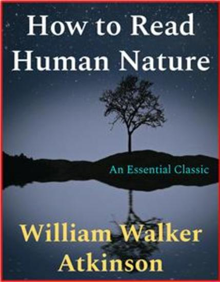How to Read Human Nature - cover