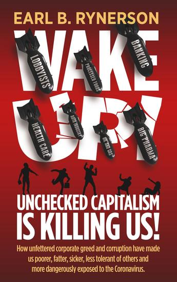 Unchecked Capitalism is Killing Us! - cover