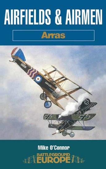 Airfields & Airmen: Arras - cover