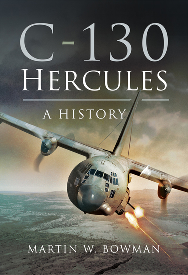 C-130 Hercules - A History - cover