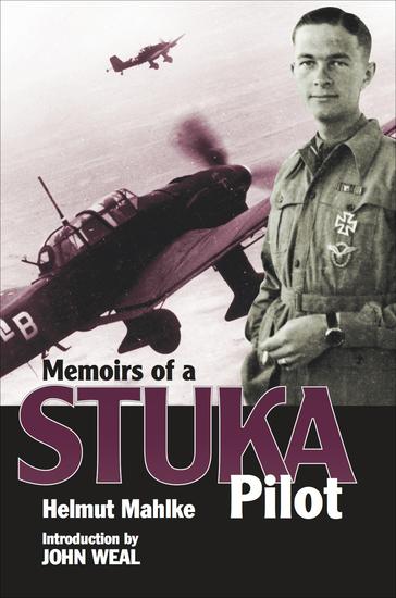 Memoirs of a Stuka Pilot - cover