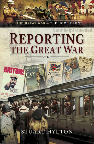 Reporting the Great War - cover