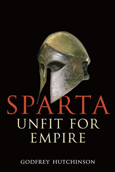 Sparta: Unfit for Empire - cover