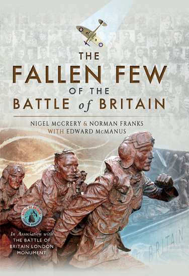 The Fallen Few of the Battle of Britain - cover