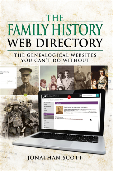 The Family History Web Directory - The Genealogical Websites You Can't Do Without - cover