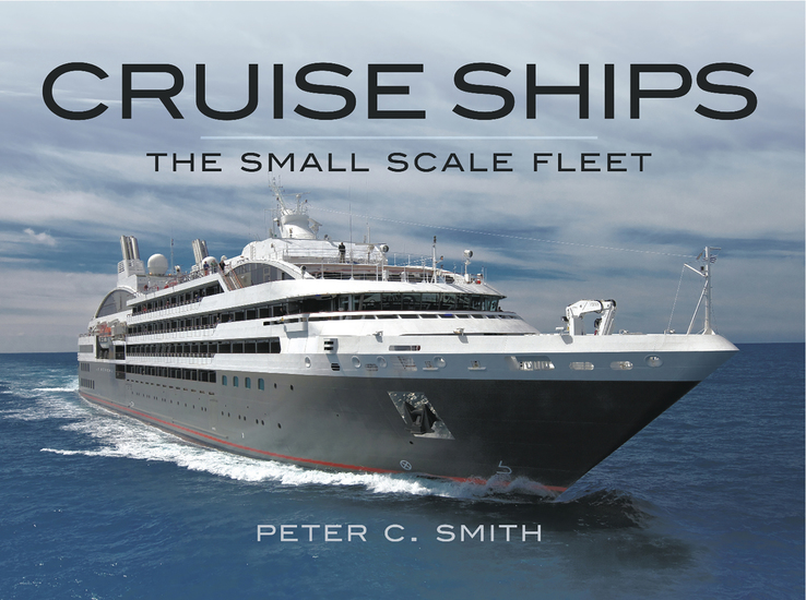 Cruise Ships - The Small Scale Fleet - cover